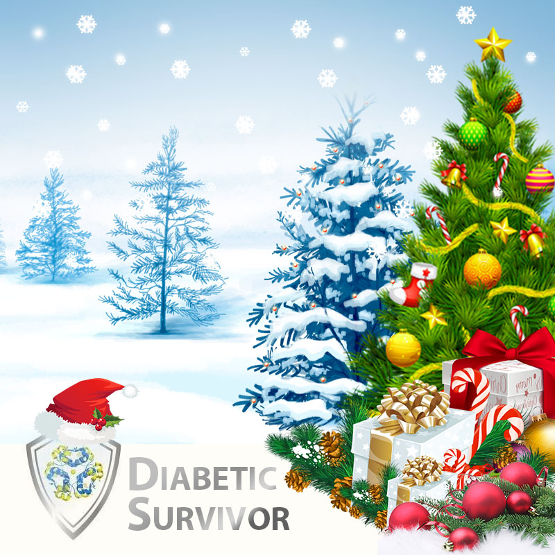 Diabetic-Survivor-Christmas Diabetic Gift List!
